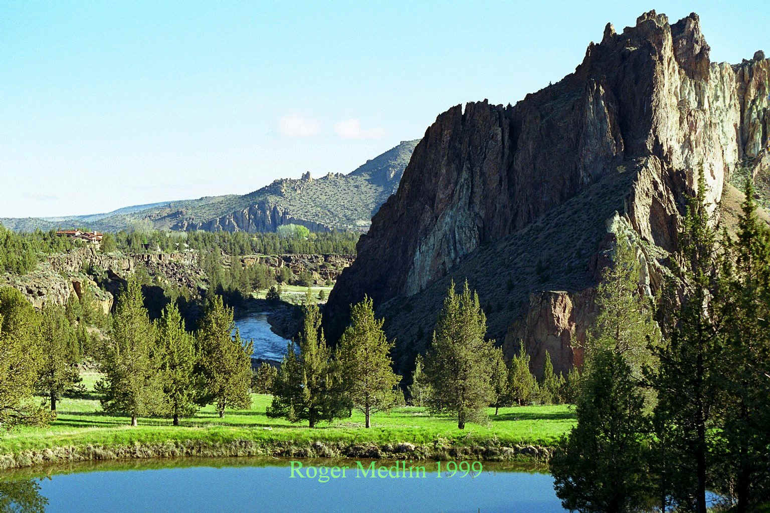smith rock state park - photo #30
