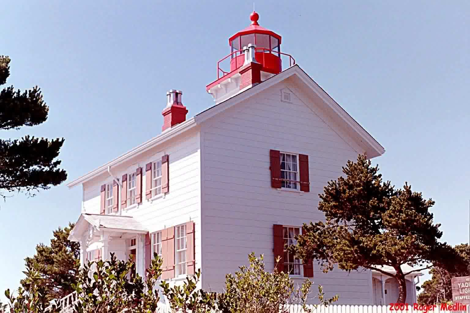 Yaquine Bay Lighthouse